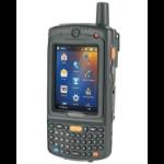 """Zebra MC75A 3.5"""" 640 x 480pixels Touchscreen 398g Black"""
