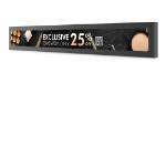 "Benq BH2401 61 cm (24"") LED Digital signage flat panel Black Android"