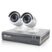 Swann SWDVK-44575T2 Wired 4channels video surveillance kit