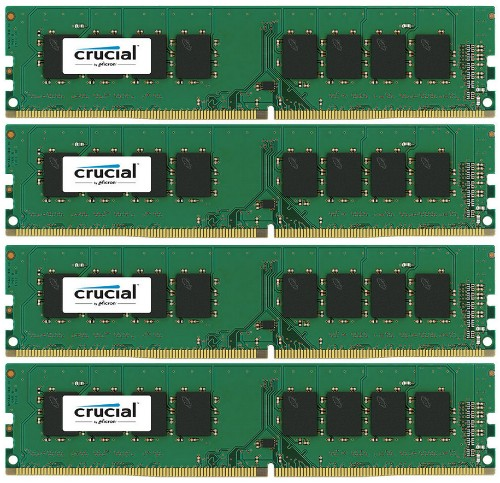 Crucial CT4K8G4DFS824A memory module 32 GB DDR4 2400 MHz