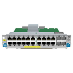 Hewlett Packard Enterprise 20-port Gig-T / 2-port 10GbE SFP+ v2 network switch module Gigabit Ethernet