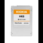 "Kioxia HK6-R 2.5"" 7680 GB Serial ATA III BiCS FLASH TLC"
