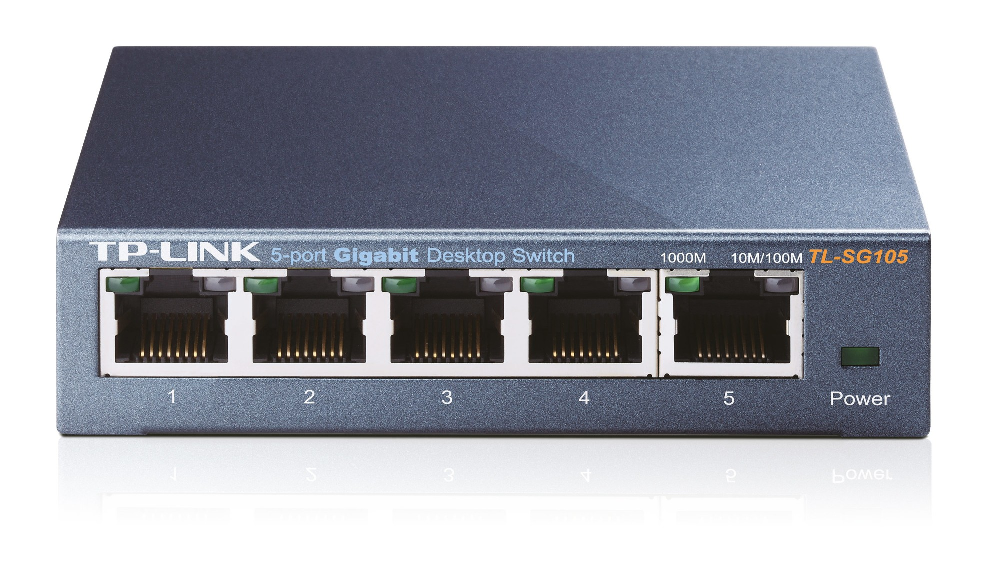 TP-LINK TL-SG105 network switch Unmanaged Black