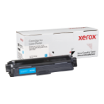 Everyday Cyan Toner, replacement for Brother TN241C, from Xerox, 1400 pages - (006R03713)