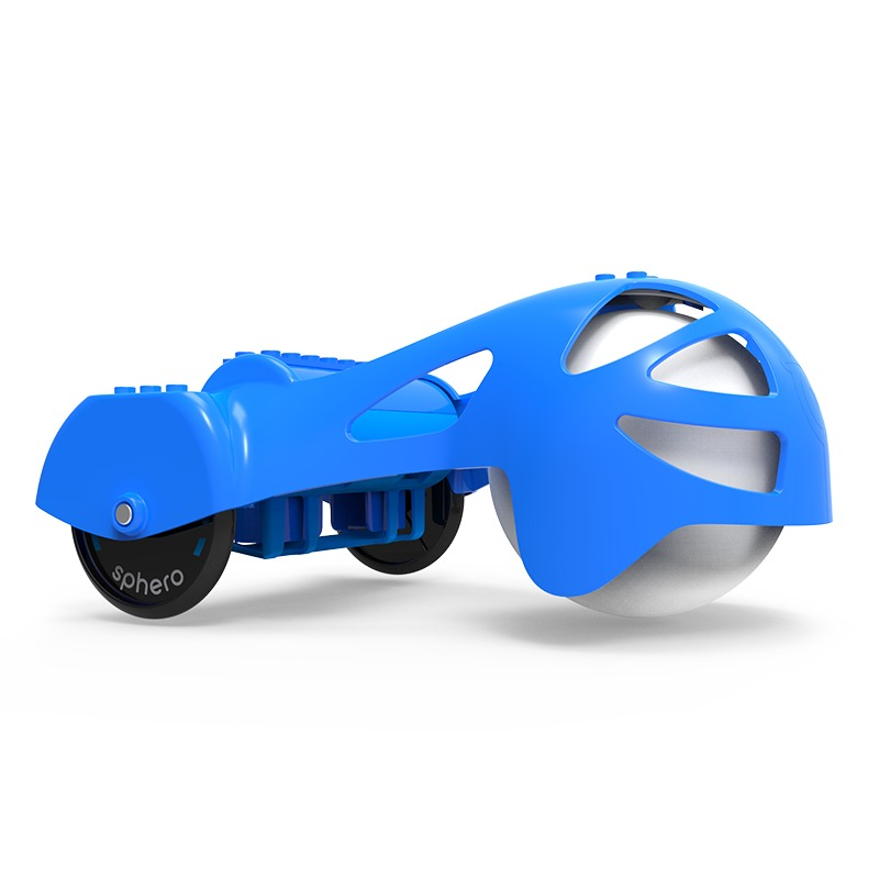 Sphero ACH001BLU Shields your Sphero Chariot - Blue