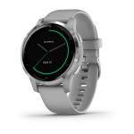 "Garmin vívoactive 4s smartwatch Silver 2.79 cm (1.1"") GPS (satellite)"