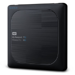 Western Digital My Passport Wireless Pro external hard drive 1000 GB Wi-Fi Black