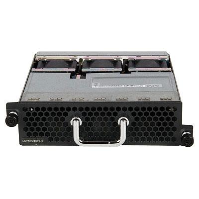 Hewlett Packard Enterprise 5920AF-24XG Front (port-side) to Back (power-side) Airflow Fan Tray