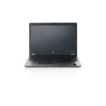 """Fujitsu LIFEBOOK U757 2.50GHz i5-7200U 15.6"""" 1980 x 1020pixels Touchscreen Black Notebook"""