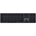 Apple Magic keyboard Bluetooth QWERTY Russian Grey