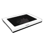 "Approx APPNBC06 notebook cooling pad 39.6 cm (15.6"") 1500 RPM Black, White"