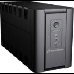 PowerWalker VI 1200 IEC uninterruptible power supply (UPS) Line-Interactive 1200 VA 600 W 6 AC outlet(s)