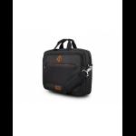 """Urban Factory ETC15UF notebook case 39.6 cm (15.6"""") Toploader bag Black"""
