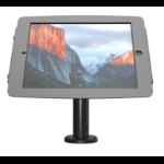 Maclocks K/Kiosk Stand w/Vesa Mount+Cbl Mngt 20cm1 Black tablet security enclosure