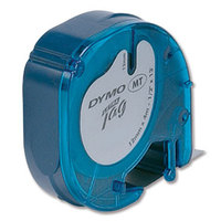 DYMO 12mm LetraTAG Paper tape label-making tape