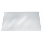 Durable Duraglas Transparent desk pad