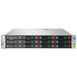 Hewlett Packard Enterprise StoreEasy 1650 Ethernet LAN Rack (2U) Black,Metallic NAS