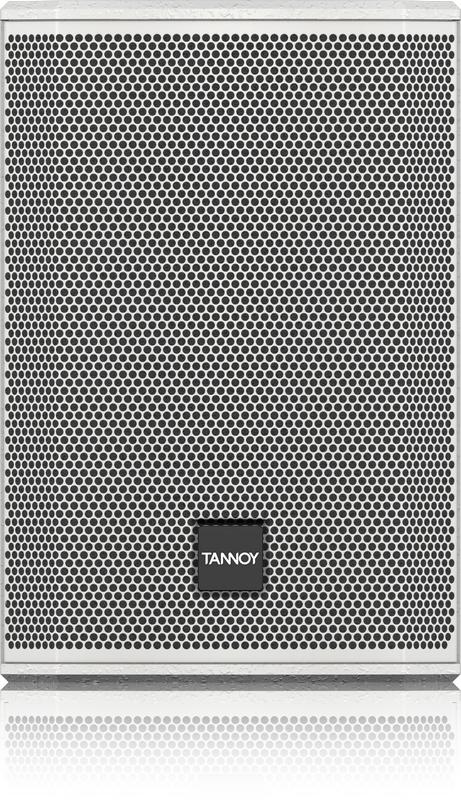 6in Active Speaker - Pair - White