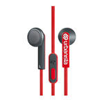 Urbanista Oslo In-ear Binaural Wired Red mobile headset