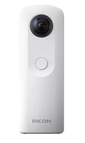 Ricoh THETA SC Handheld camcorder 14MP CMOS Full HD White