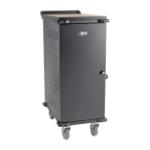 Tripp Lite CSC21AC portable device management cart/cabinet Freestanding Black