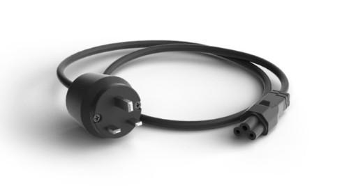 Ubiquiti Networks PC-60CM-UK power cable Black 0.6 m