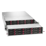 Hewlett Packard Enterprise StoreEasy 1650 disk array 4 TB Rack (2U)