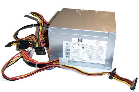 HP 437800-001 power supply unit 365 W Grey