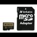 Verbatim Pro+ memory card 64 GB MicroSDHC Class 10 MLC