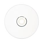 Verbatim DVD-R 4.7GB 16X DataLifePlus, White Inkjet Printable 50pk Spindle 4.7GB DVD-R 50pcs