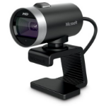 Microsoft LifeCam Cinema webcam 1 MP 1280 x 720 Pixels USB 2.0 Zwart