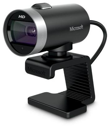 Microsoft LifeCam Cinema webcam 1 MP 1280 x 720 pixels USB 2.0 Black