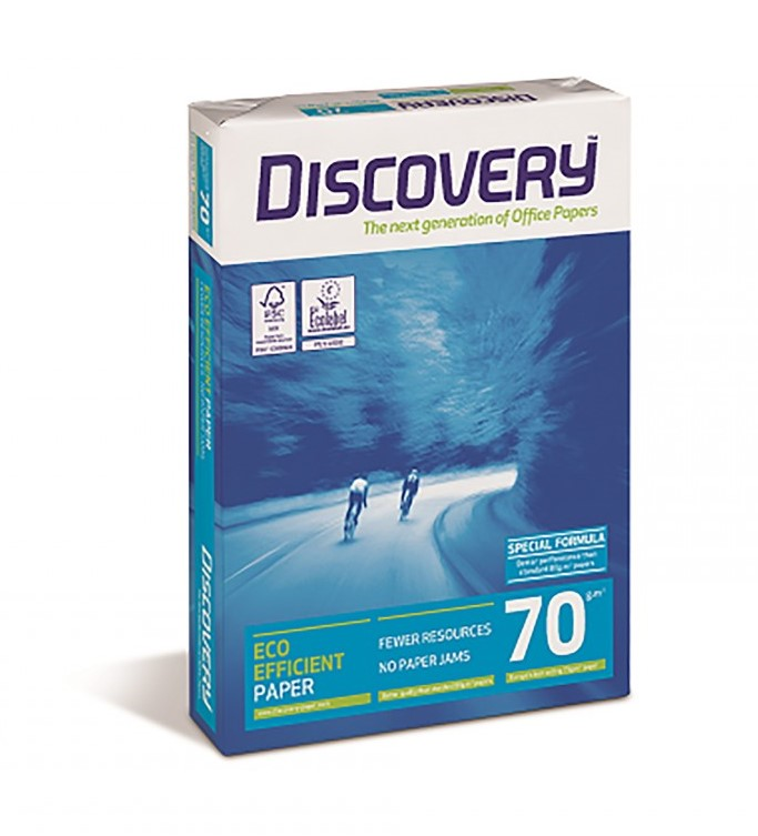 Discovery Paper Paper 70gsm A4 BX10 reams