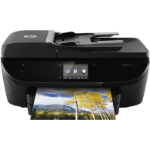 HP ENVY 7640 e-AiO 4800 x 1200DPI Inkjet A4 14ppm Wi-Fi Black multifunctional