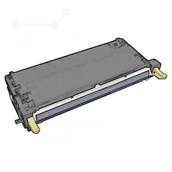 Xerox 113R00721 Toner yellow, 2K pages @ 5% coverage