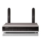 Lancom Systems 1781EW+ wireless router Dual-band (2.4 GHz / 5 GHz) Gigabit Ethernet Gray