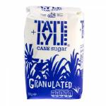 TATE & LYLE Tate & Lyle Granulated Sugar 1kg Bag