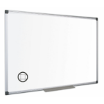 Bi-Office Maya Gridded Dry Wipe Flip Whiteboard 180x120cm DD