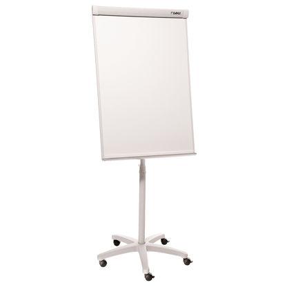Dahle 96003-11893 flip chart Freestanding Aluminium, Metal, Plastic Grey, White