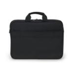 "Dicota Top Traveller 14.1"" Messenger case Black"