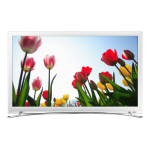 "Samsung UE22H5615AK 22"" Full HD Smart TV Wi-Fi Silver,White"