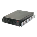 APC Smart-UPS RT 2200VA 2200VA 10AC outlet(s) Rackmount Black uninterruptible power supply (UPS)