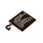 MicroBattery MBXNO-BA0001 Battery Black