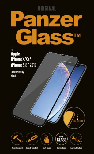 PanzerGlass 2664 screen protector Clear screen protector Mobile phone/Smartphone Apple 1 pc(s)