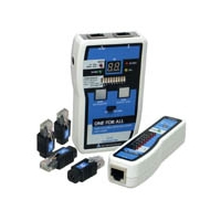 GoldTool TCT-400 network cable tester Twisted pair cable tester Blue, White