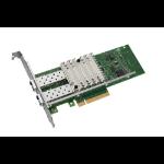 Intel X520-DA2 Internal SFP+ 10000Mbit/s networking card