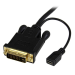 StarTech.com 6 ft DVI to VGA Active Converter Cable – DVI-D to VGA Adapter – 1920x1200 DVI2VGAMM6