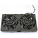 HP 534471-001 Computer case Fan Black