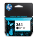 HP Cartucho de tinta original 364 negro