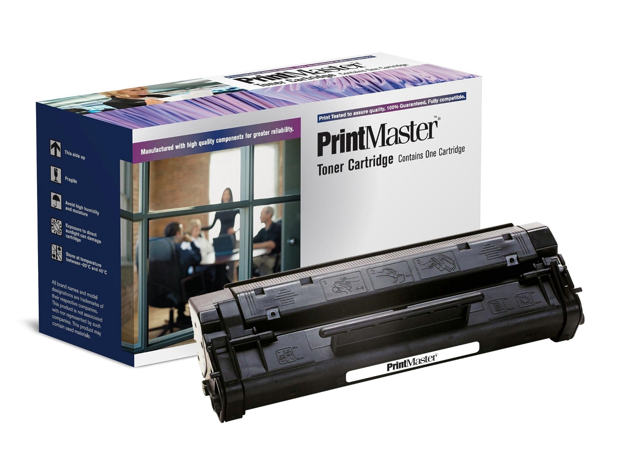 Printmaster Black Toner Cartridge For Hp Laserjet 1100 Cadtrige Canon 810 3200 Serie Lbp 1110 Se